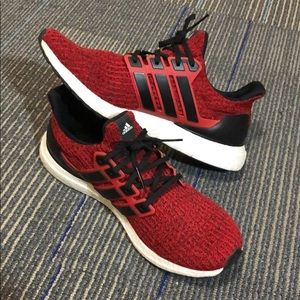 "Ultra Boost 4.0 - ""Rutgers"" Color-way"